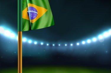 Brazil Corner Flag